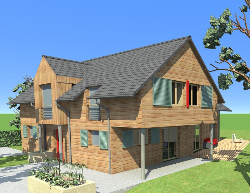 architecte construction r novation et extension chartres dreux. Black Bedroom Furniture Sets. Home Design Ideas